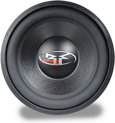 Rockford Fosgate Punch HX2 RFD-2215 15`` Dual Voice Coil Component Subwoofer